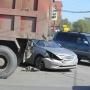 Авария и работы по развязке: центр Челябинска встал в огромной пробке