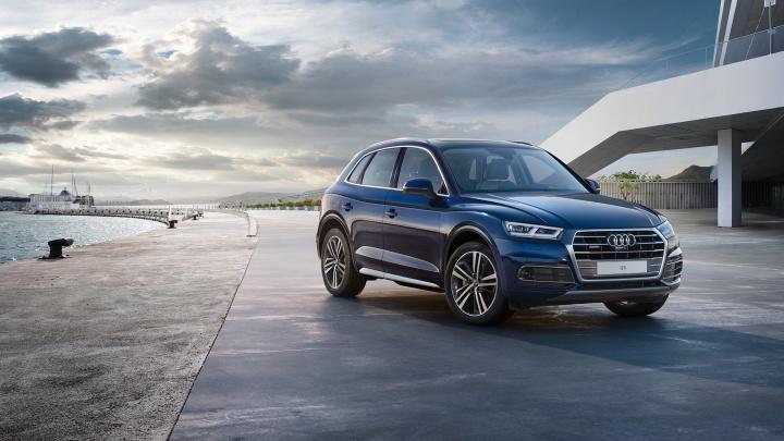 Новый Audi Q5 в Екатеринбурге можно будет выбрать в режиме виртуальной реальности