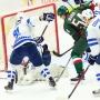Хоккеисты «Зауралья» по буллитам проиграли казанскому «Барсу»