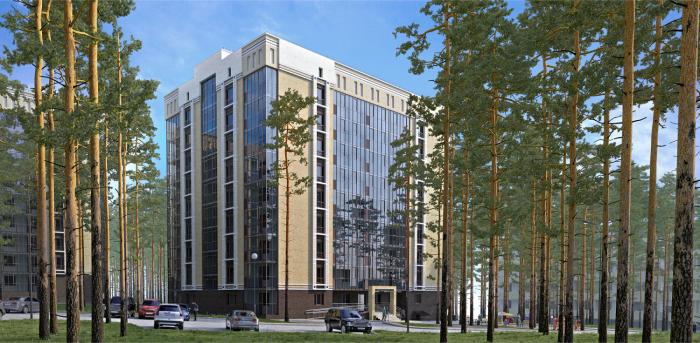 На строительном рынке Новосибирска появился новый продукт«квартира выходного дня»