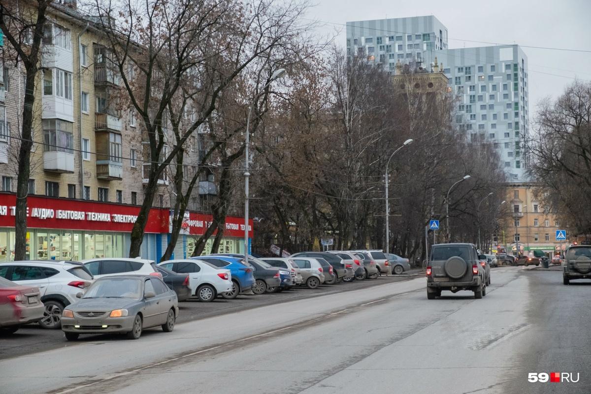 Первым закроют участок между улицей Сибирской и Комсомольским проспектом