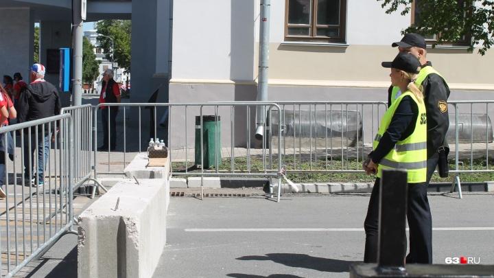 В День города в центре Самары опять перекроют дороги