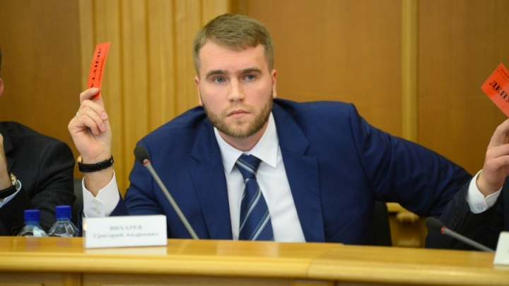 Депутат думы Екатеринбурга уволился с поста директора «Спецавтобазы» спустя пять месяцев работы