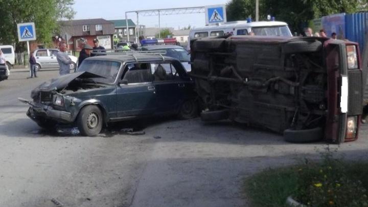 Два водителя погибли в ДТП в Каргапольском районе