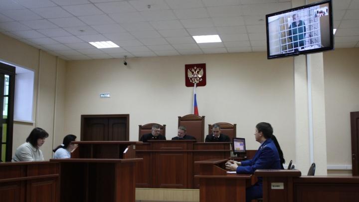 В Кургане суд отложил рассмотрение апелляции по делу экс-начальника УФСИН Зауралья