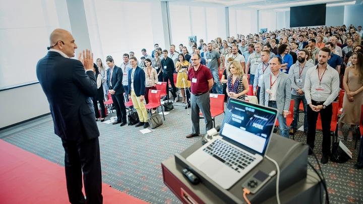 Человек, который сделал себя сам: в Екатеринбурге пройдет семинар известного бизнес-тренера