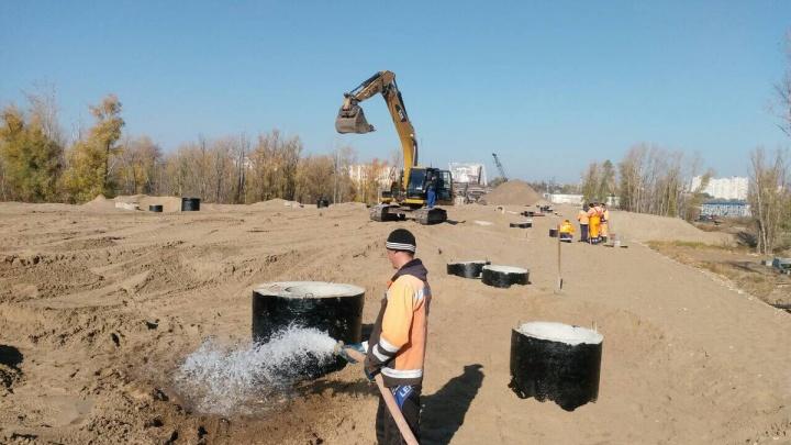 Подъезды к Фрунзенскому мосту построит подрядчик реконструкции Московского шоссе