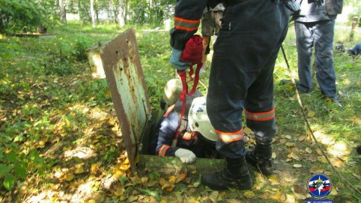 Сибиряк задохнулся, когда сушил погреб в Первомайском районе