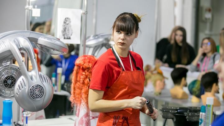Видео: самые яркие кадры с прошедшего чемпионата WorldSkills Russia в Красноярске