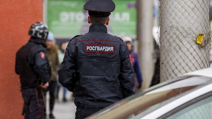 Спецслужбы стянулись в Ленинский район из-за гранаты на газоне, но их ждало разочарование