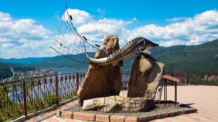Две скульптуры из Красноярска вошли в топ лучших в стране для селфи