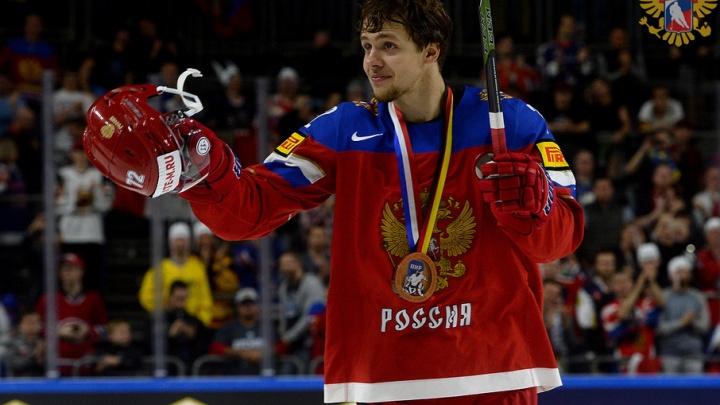 «Куда катимся?»: звезда НХЛ из Челябинской области высказался о митинге за свободу Рунета