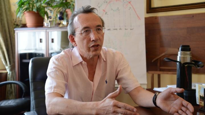 «Тюбетей Towers»: директор пермского парка Горького построит в Казани башню со стеклянным полом