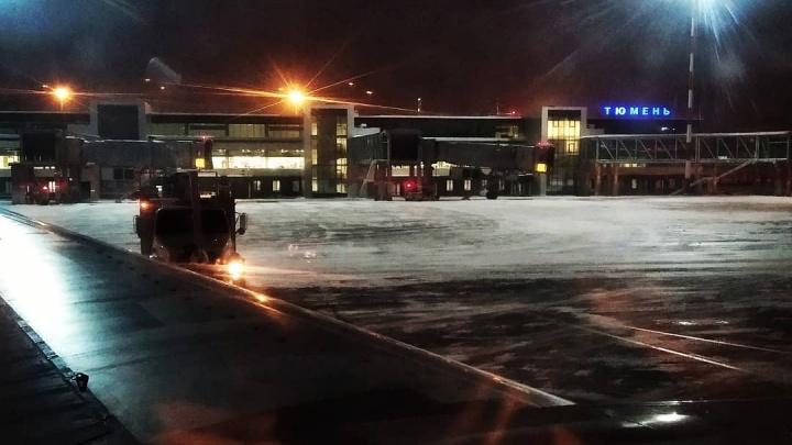 «Нештатная ситуация»: над Тюменью кружит пассажирский самолет