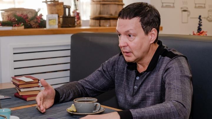 «Завтракаю, обедаю и ужинаю я в своём кафе». Владелец «Пермской кухни» — о бизнесе, клиентах и еде