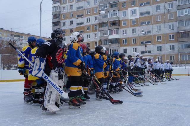 В Кемерово появится ледовый центр для популярного у горожан вида спорта (фото)