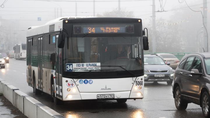 В Крещенскую ночь в Ростове продлят работу транспорта