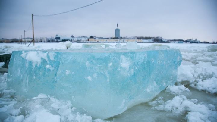 Ледоход на реках Поморья ждут в конце апреля