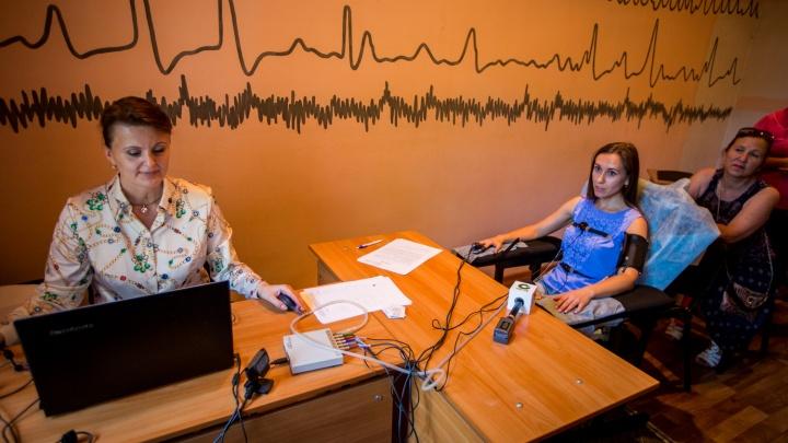 Новосибирским полицейским купят новые детекторы лжи