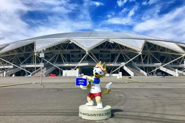 Стадион«Самара Арена» передадут в собственность области в 2019 году