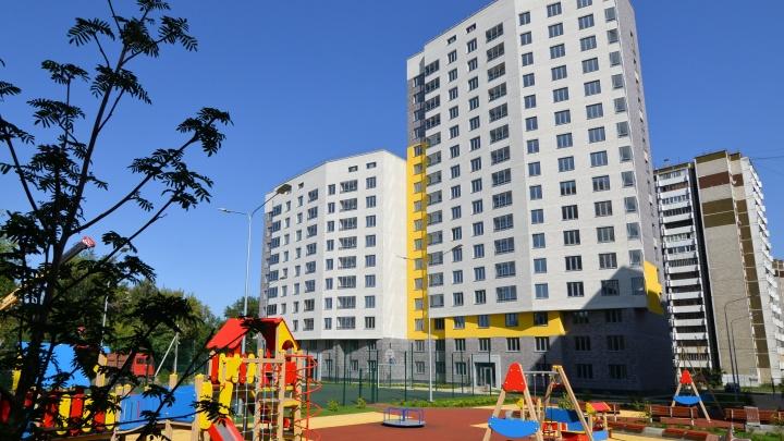 Платят за детей: квартиры от «Атомстройкомплекса» обойдутся дешевле тем, у кого есть дети