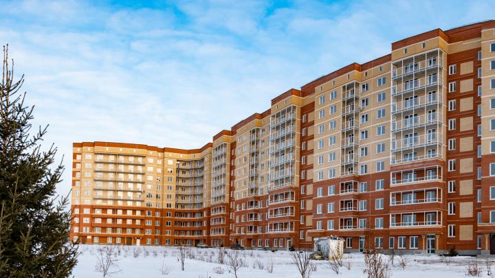 Можете переезжать: трехкомнатные студии в готовой новостройке продают от 3100000 рублей