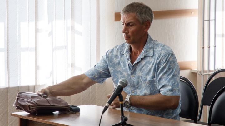 «Иск к Дмитрию Хахалеву»: в Волгограде судят владельца лодочной станции по делу гибели катамарана