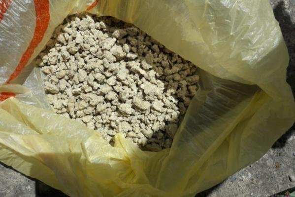 Задержанные находились в состоянии наркотического опьянения