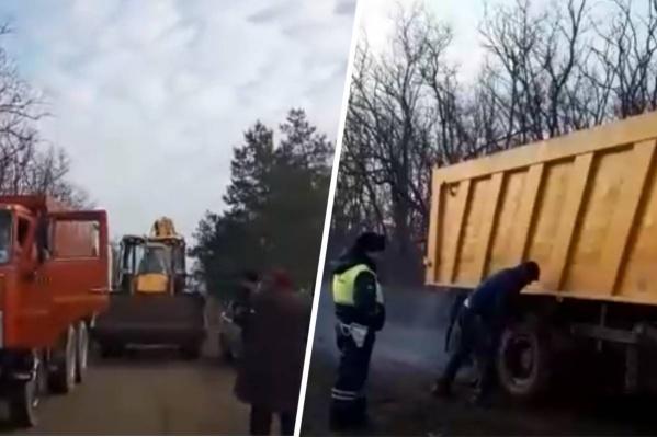 Жители Мясниковского района протестуют против мусороперерабатывающего завода