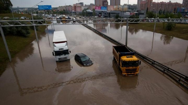 Последствия стихийного бедствия в Уфе: кто заплатит за затопленные дома и машины
