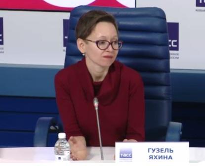 Автором «Тотального диктанта» стала писательница из Казани