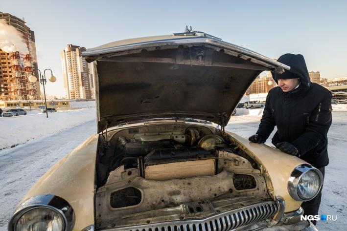 Машина находится в хорошем техническом состоянии