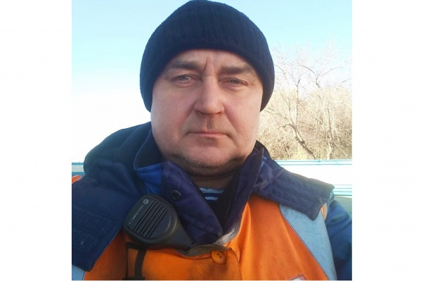 Алексей Соколов, составитель поездов железнодорожной станции Новосибирск-Южный
