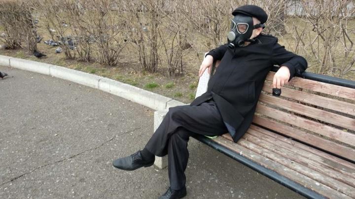 Отказ мэрии митинговать «За чистое небо» в центре Красноярска признали незаконным