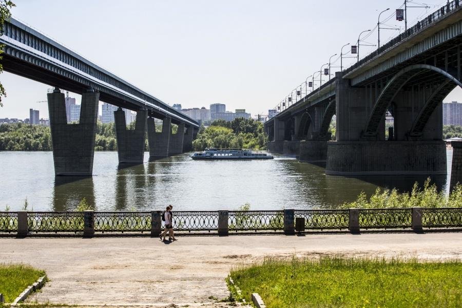 Торги наблагоустройство новосибирской набережной признаны несостоявшимися