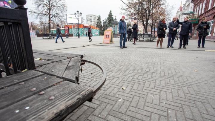 «Туалеты — неотъемлемая часть культуры»: мэрия ответила на претензии УФАС к бизнесу на Кировке