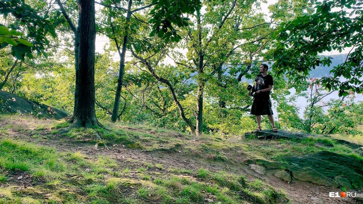 Одно из любимых мест жителей Нью-Йорка — Трайон-парк, в котором есть средневековый музей и замок