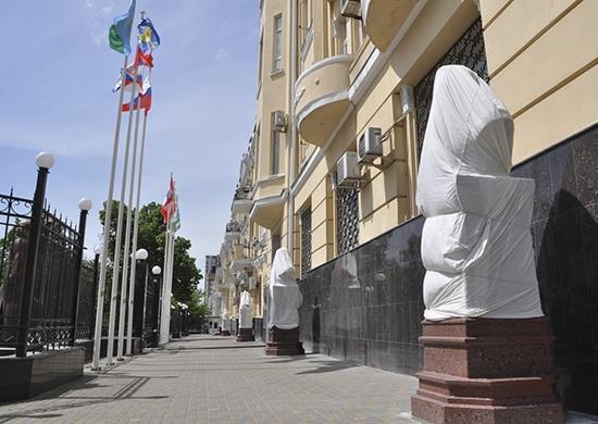 В Ростове откроют «Аллею героев»