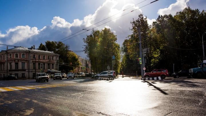 Обратный ход температур: в Ярославле зафиксировали редкое природное явление