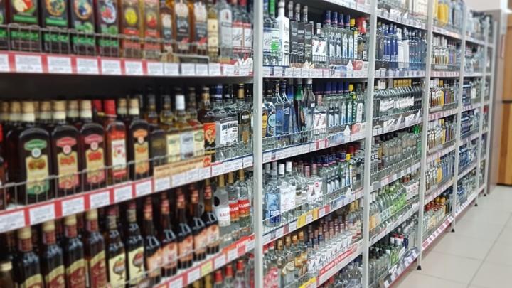Депутаты Курганской думы выступили против продажи алкоголя в магазинах на первых этажах домов