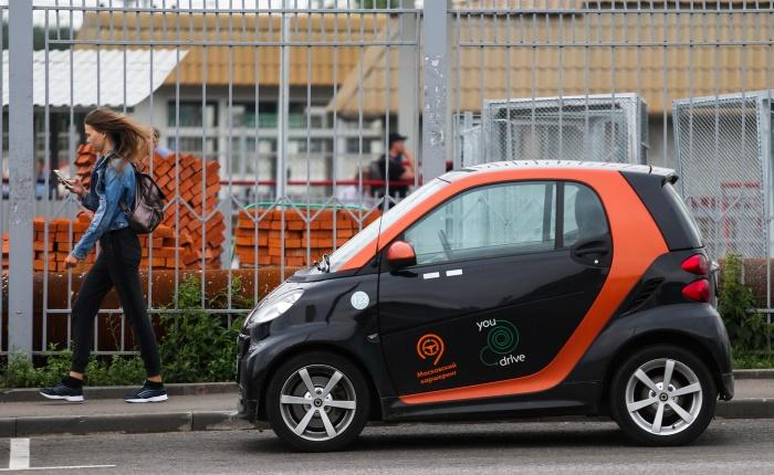 YouDrive завезёт в город 50 Mercedes Smart