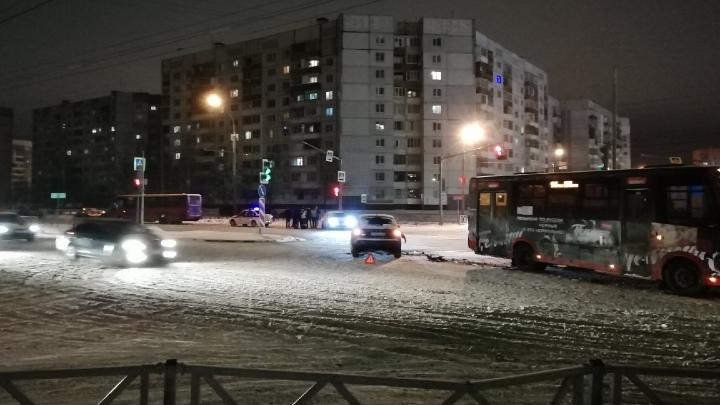 Массовое ДТП в Ярославле закончилось дракой участников