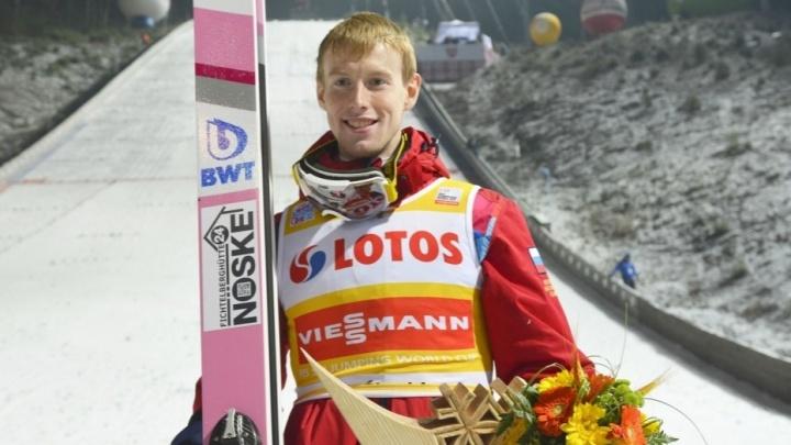 Пермский летающий лыжник стал чемпионом России по прыжкам с трамплина
