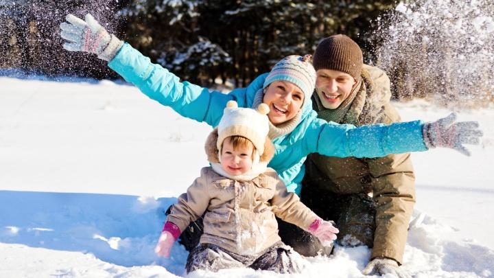 Новогоднее чудо начинается: большой розыгрыш, увлекательный квест и выходные в «Сказке» всей семьей