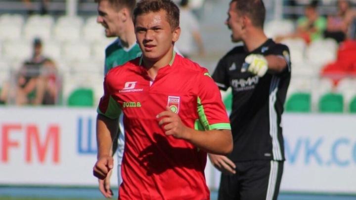 Игрок «Уфы» попал в пятёрку лучших молодых футболистов года РФПЛ