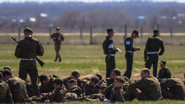 В Самаре военного оштрафовали за «мертвые души» на учениях