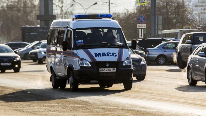 Двое человек пострадали в лобовом столкновении на улице Краузе