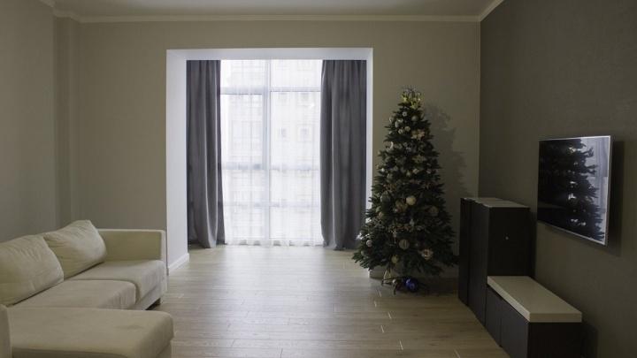Самая дорогая квартира Красноярска сдается в аренду за 85 тысяч рублей