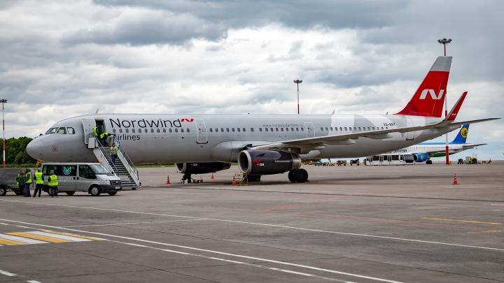 Причиной экстренной посадки в Турции самолета с ростовчанами стала техническая неисправность