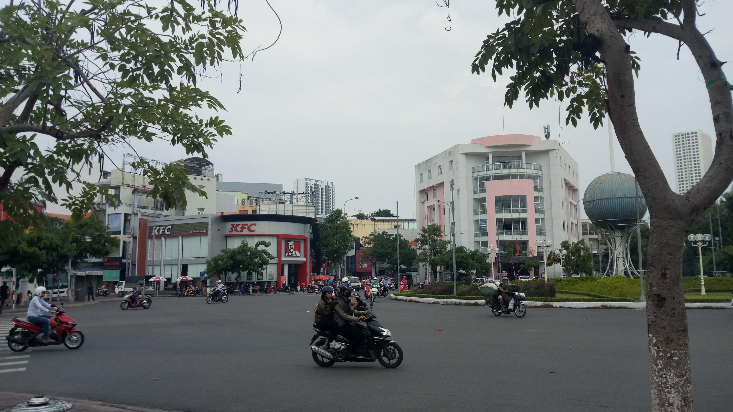 Дорожная развязка в Нячанге<br>